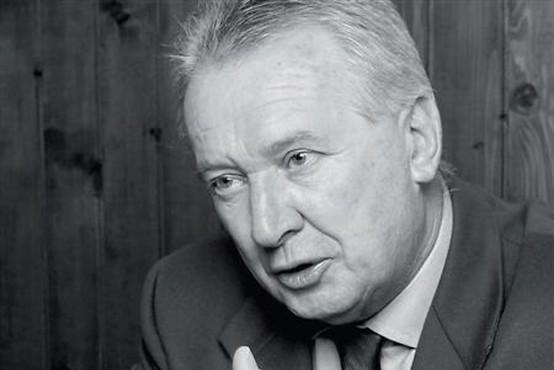 """Ivo Hvalica: """"Jaz nisem desničar. Sem desno usmerjen."""""""