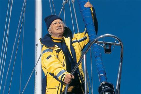 """Jure Šterk: """"Ne smeš riniti z glavo proti morju, saj je močnejše!"""""""