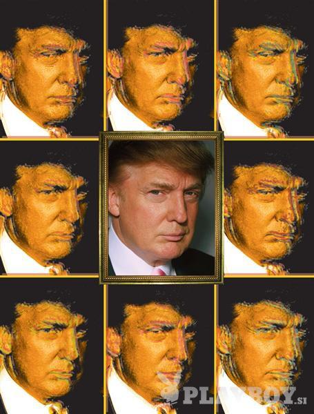 Donald Trump (foto: David Rose)