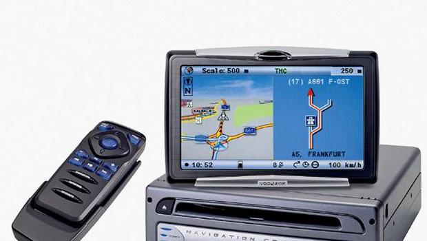 Tehnika: Pustite zemljevid doma (foto: PR)