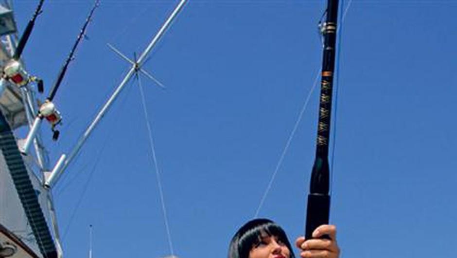 Big game fishing na Jadranu (foto: Saša Kapetanovič, Bor Dobrin)