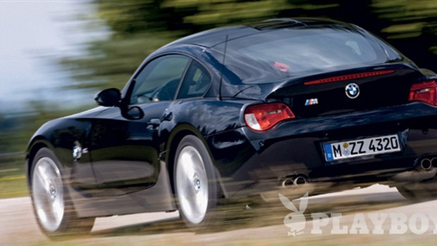 BMW Z4 M coupe: Q&A (foto: PR)