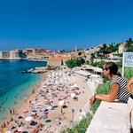 48 ur v Dubrovniku: Uspavani lepotec (foto: ?)