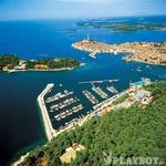 Kako varne so hrvaške marine? Iz ACI marin je bilo v zadnjih petih letih ukradenih šest plovil. Tudi iz Rovinja (na sliki). (foto: *)