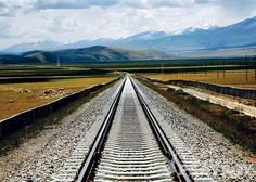 Zadnja postaja iz Pekinga do strehe sveta: Lhasa