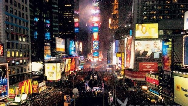 48 ur v New Yorku: Križišče sveta (foto: ?)