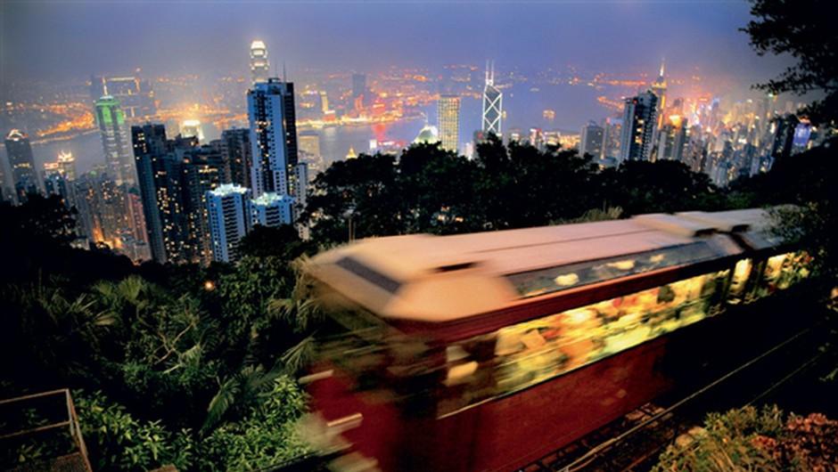 48 ur v Hongkongu: Krasni novi svet (foto: Aleš Bravničar & HKTB)