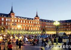 48 ur v Madridu: Le za vzdržljive