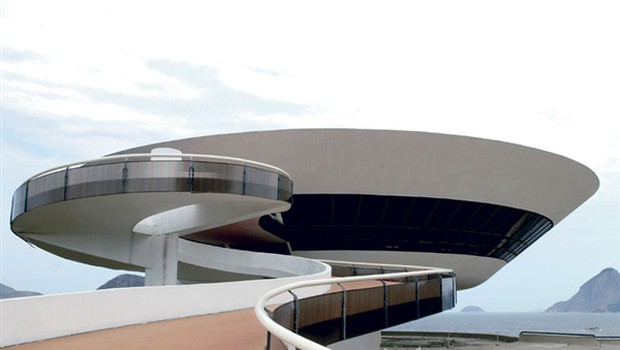 Arhitektura Oscarja Niemayer (foto: Morten Andersen, www.mortenphoto.com)