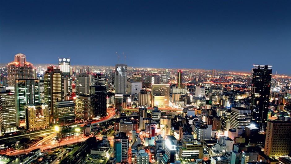 48 ur v Osaki: Harmonija