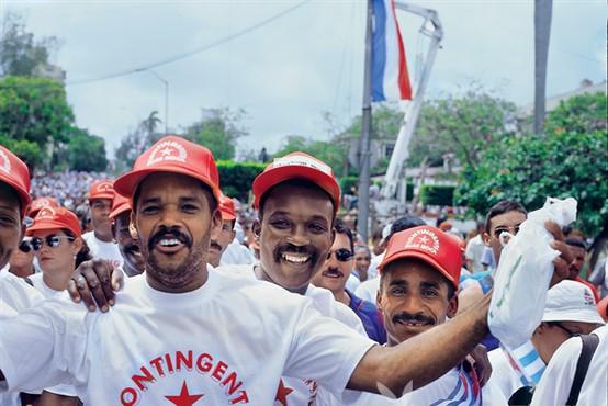 Dan, ko nas bo zapustil Fidel Castro!