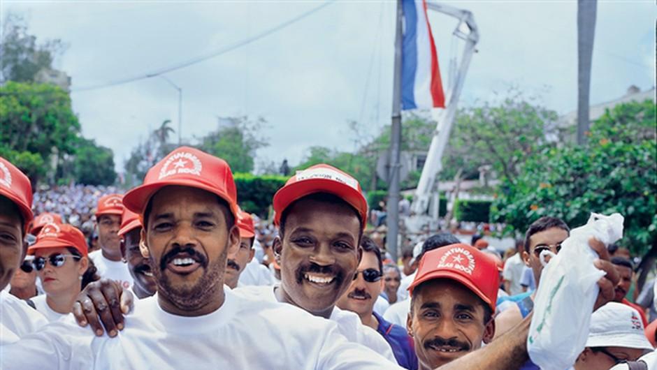 Dan, ko nas bo zapustil Fidel Castro! (foto: Aleš Bravničar)