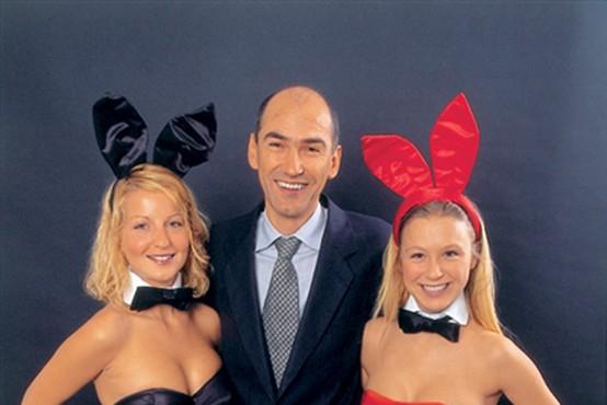 Nikoli izbrisani - Playboyevi moški leta!
