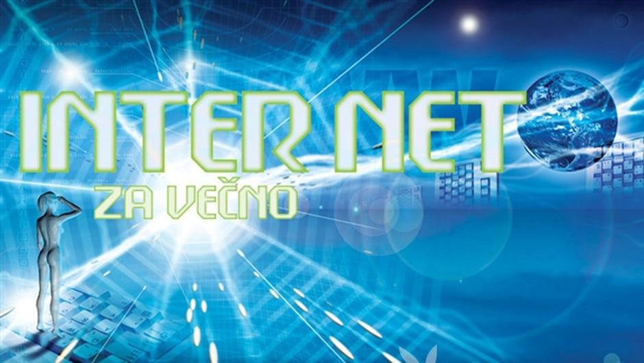 Internet za večno (foto: Goya)