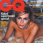 Januarja 2000 je Melanija pozirala gola za britansko izdajo revije GQ. Fotografije so posneli v Trumpovem zasebnem letalu.  (foto: Tmgmt, Rex Features)