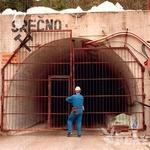 V času delovanja rudnika Žirovski vrh so izkopali 633 tisoč ton uranove rude.  (foto: ?)