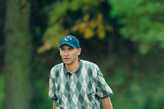 Golf kot izziv