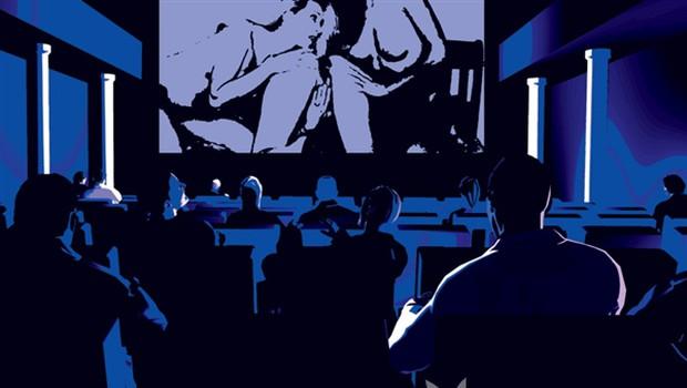 Kino vzdihljajev (foto: Goya)