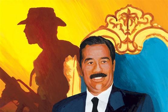 Kdo je Sadam Husein?