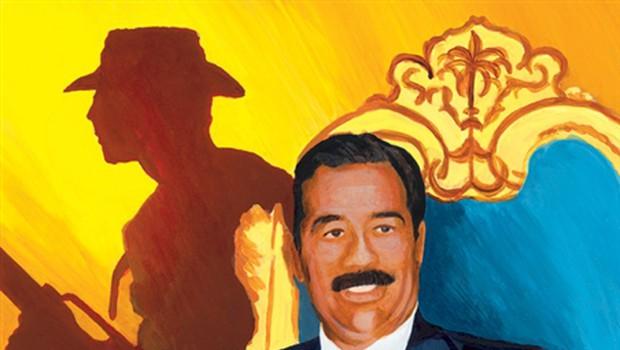 Kdo je Sadam Husein? (foto: Goya)
