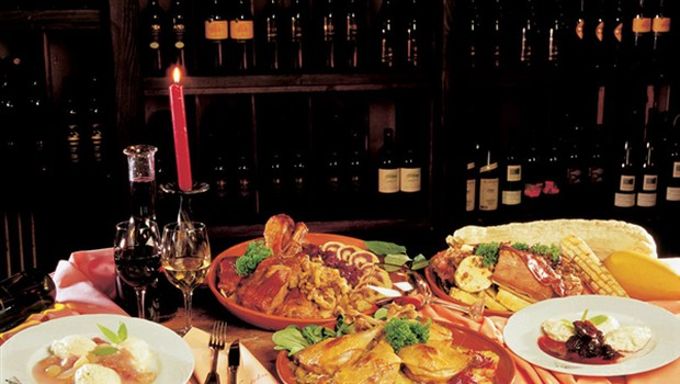 Martinova večerja (foto: Alenka Lajb )