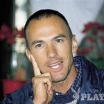 Borut Bilač na EP v Splitu leta 1990. Zlato medaljo so mu odvzeli zaradi rabe hormonskega dopinga, a kasneje vrnili. (foto: *)