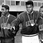 Ali se je z islamom začel spogledovati ravno v času, ko je osvojil olimpijsko medaljo (Rim, 1960). (foto: *)