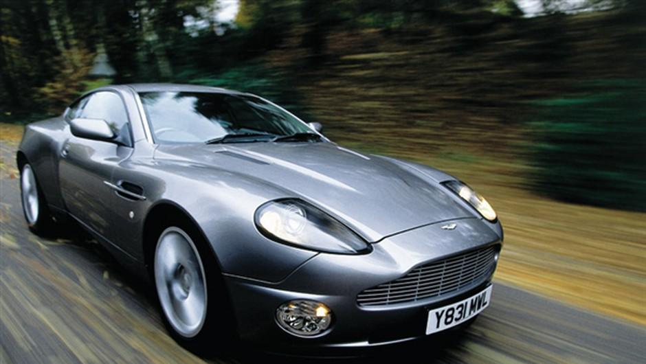 Samo za Bonda in prave frajerje (foto: Ian Dawson)