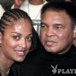Sočasno s ponovnim medijskim vzponom boksarja, ki je v enaindvajsetletni karieri dosegel 56 zmag, je svoj trenutek slave doživela tudi njegova hčerka Leila. Tako kot oče je svoj talent predstavila v boksarskem ringu. (foto: *)