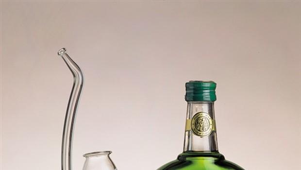 Absint, najbolj dekadentna alkoholna pijača na svetu. (foto: PR)