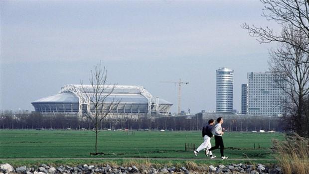 Amsterdam Arena, Amsterdam, 1996 (foto: *)