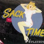 Gole za srečo (foto: arhiv zakoncev Morgan & Margery Petty MacLeod & arhiv Playboy)