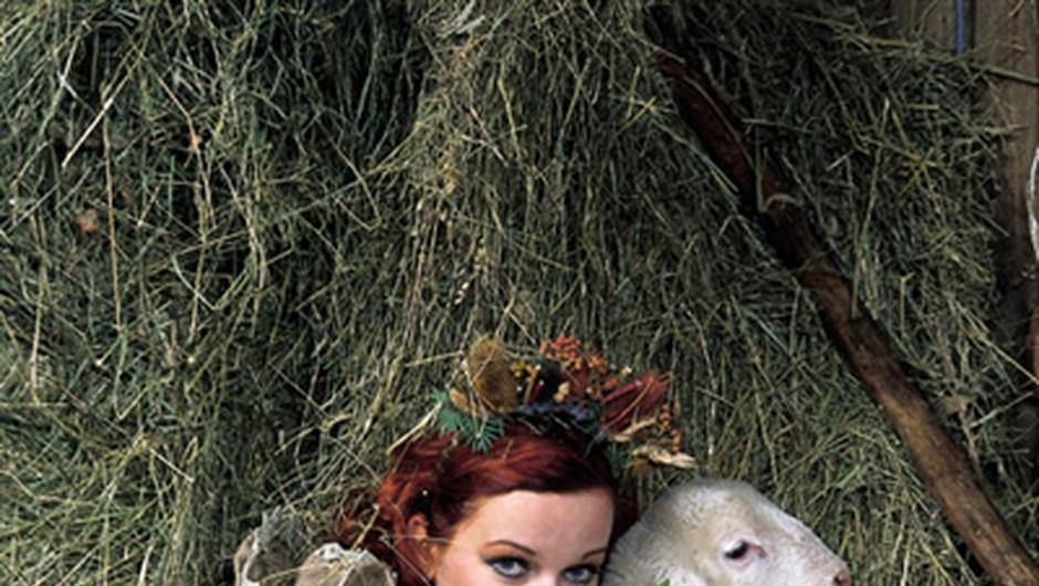 Dama iz hleva (foto: Borut Krajnc)