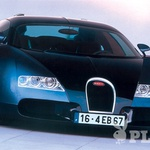 Bugattijev veyron je dobil ime po slovitem dirkaču Pierru Veyronu, ki je blestel v dvajsetih letih prejšnjega stoletja. (foto: PR)