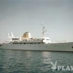 Cena za štiritedenski čarterski najem znaša 3 milijone dolarjev, Foto: yachting-greece.com (foto: Igor Rosina)