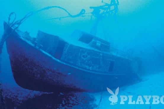Svet pod Jadranom je poln ladij, podmornic in avionov