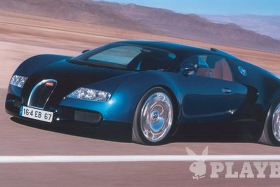 Bugatti, princ na beli cesti