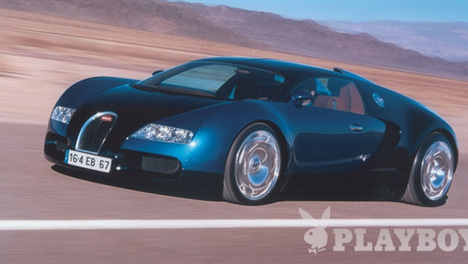 Bugatti, princ na beli cesti (foto: PR)
