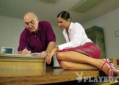 Seks na vrhovnem sodišču