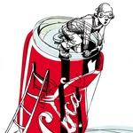 Kokain je od nekdaj veljal za seksualni stimulans. To mu je priznaval tudi Freud, ko je v pismu zaročenki napovedoval svoj strasten prihod, s telesom, polnim kokaina … Oče coca-cole J. Pemberton se je zavedal afrodizičnega delovanja koke in hvalil svojo French Wine Coca zaradi »čudovitega poživljanja spolnih organov«. Tudi zgodnje reklame za coca-colo so opozarjale na erotično noto, z debelušnimi lepotičkami v čipkastih negližejih in z geslom »Zadovoljna!«. (foto: *)