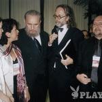 Na avdienci pri Fidelu. Zmago, prvi z desne. (foto: *)