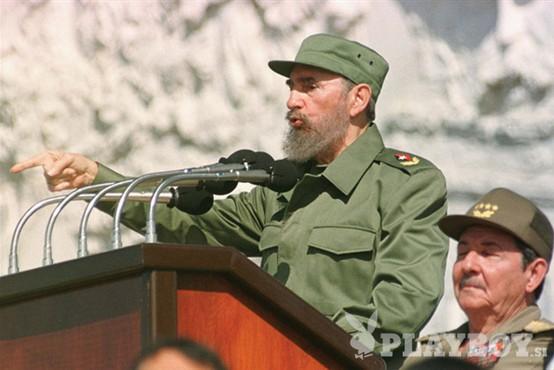 """El commandante Fidel Castro: """"ZDA zastopajo najbolj reakcionarne ideje na svetu"""""""