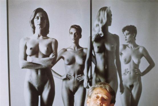Helmut Newton – poklicni voajer