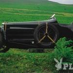 Dirkalnik Frazer Nash letnik 1929. (foto: Andrej Blatnik)