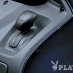 Honda jazz ES ABS: Ročna zavora lajša premikanje po klancu med prometnimi zastoji. (foto: PR)