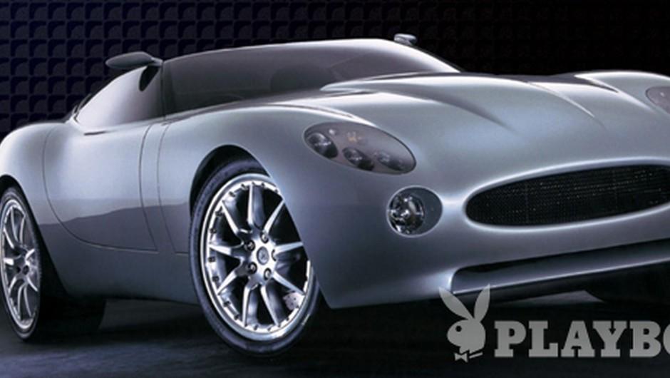 Jaguar »f-type« (foto: Jaguar)