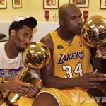 Kobe in Shaq: mlajša generacija se igra z naslovi (foto: *)