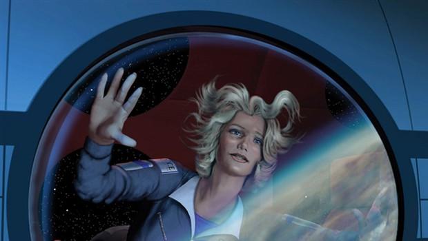 Vesoljski turizem (foto: Space Adventures, Ltd, ITAR-TASS)