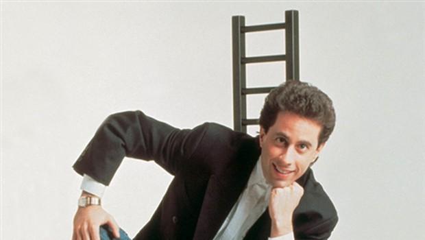 20V: Jerry Seinfeld (foto: Arhiv POP TV)