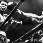 """V """"grozljivki iz Manile"""" (1975) je Mohamed Ali drugič premagal Joa Frazierja in ohranil naslov svetovnega prvaka. // foto: arhiv Delo (foto: *)"""
